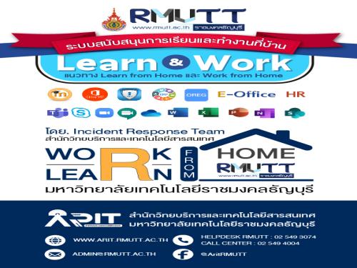 Learn & Work